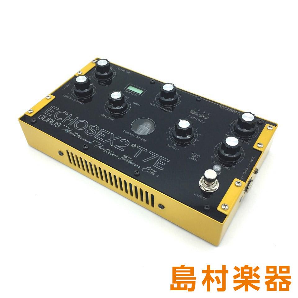 Gurus Amps Echosex 2 T7E コンパクトエフェクター ディレイ 【グルズアンプ】