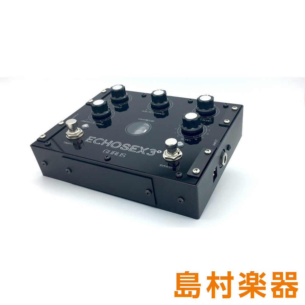 Gurus Amps Echosex 3 コンパクトエフェクター ディレイ 【グルズアンプ】