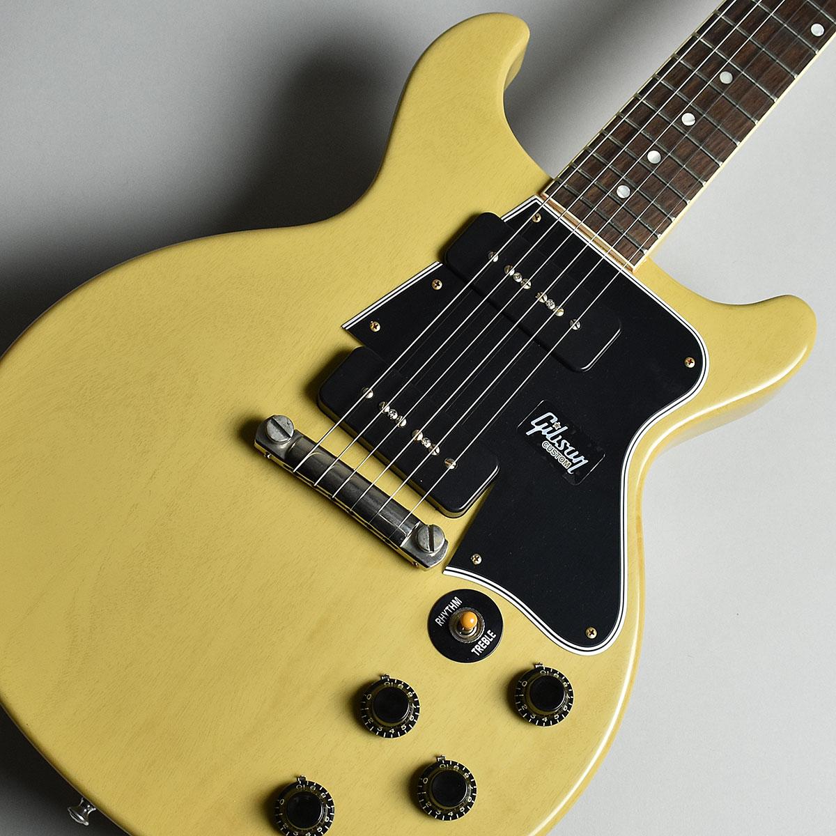 Gibson Custom Shop 1960 Les Paul Special Double Cut VOS TV Yellow S/N:08696 レスポールスペシャル 【ギブソン カスタムショップ】【未展示品】