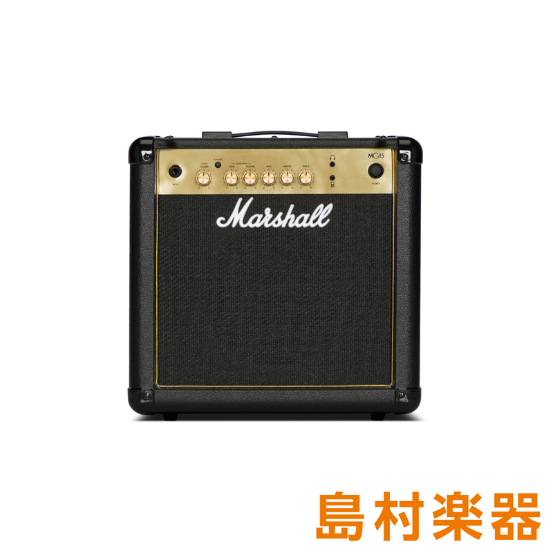 Marshall MG15 Marshall ギターアンプコンボ MG15【マーシャル】, セレクトショップreal:efe65d7f --- sunward.msk.ru