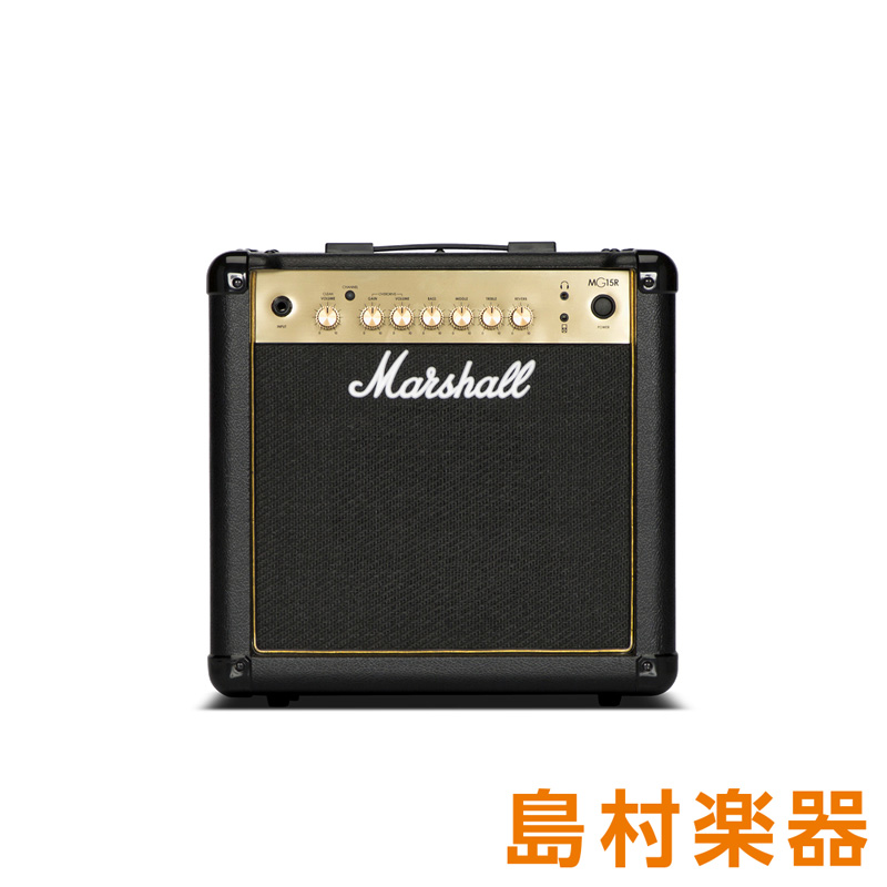 Marshall MG15R ギターアンプコンボ 【マーシャル】