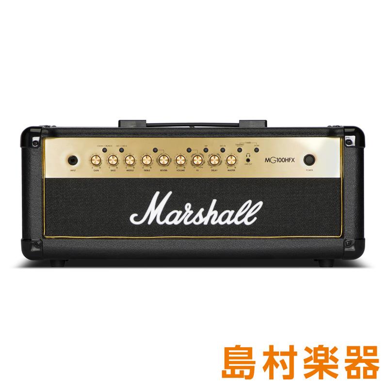 Marshall MG100HFX ギターアンプヘッド 【マーシャル】