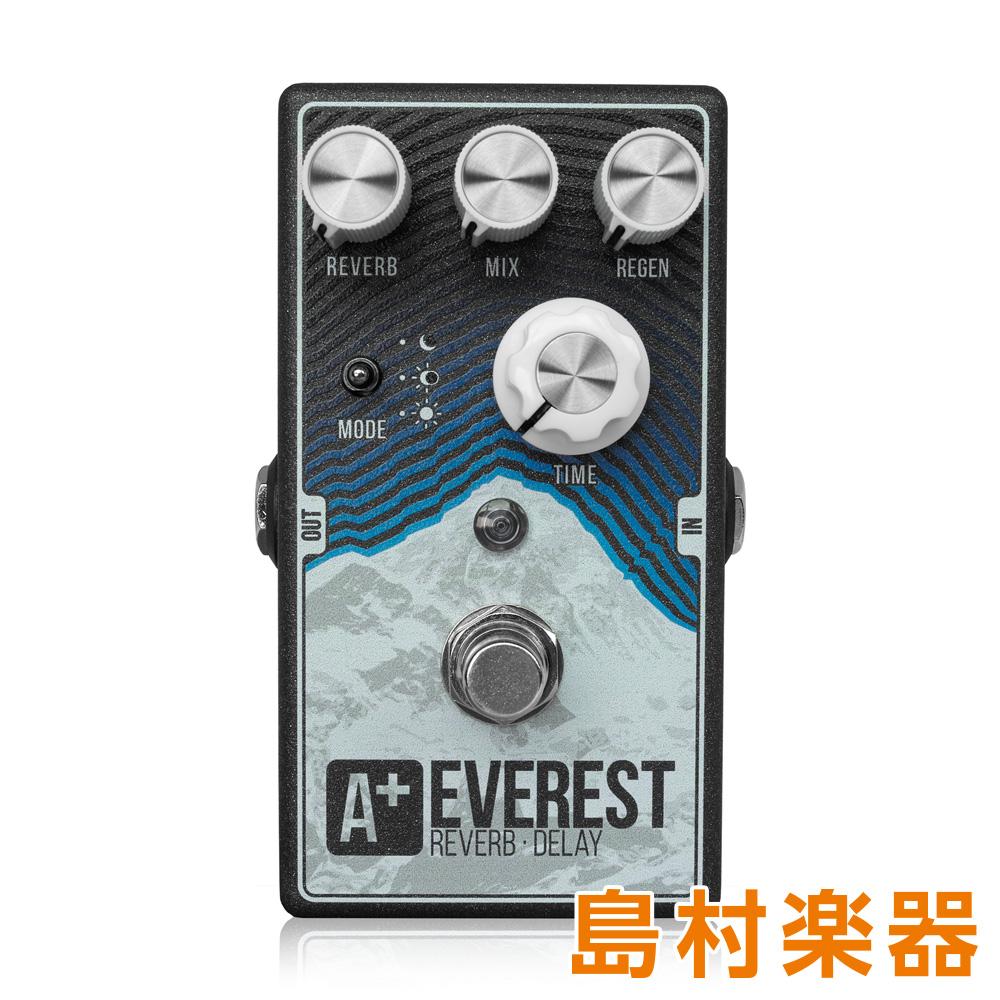 SHIFT LINE Everest コンパクトエフェクター/ディレイ/リバーブ 【シフトライン】