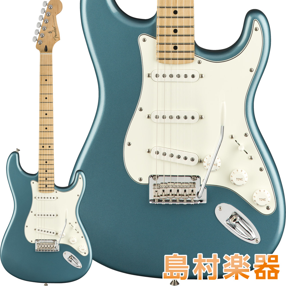 Fender Player Stratocaster Maple Fingerboard Tidepool エレキギター 【フェンダー】