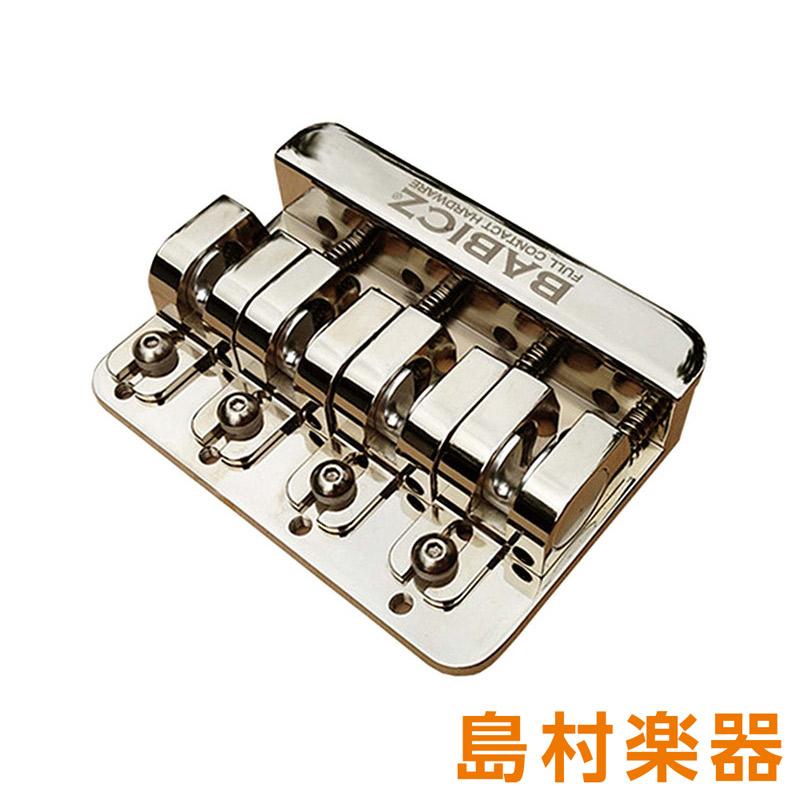 BABICZ FCH-4B Nickel ベース ブリッジ 【バビッツ】