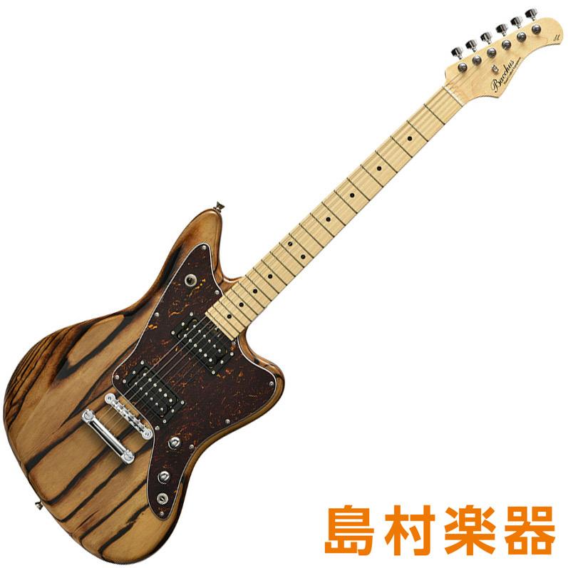Bacchus WINDY DX ASHM NA-BN エレキギター グローバルシリーズ 【バッカス】