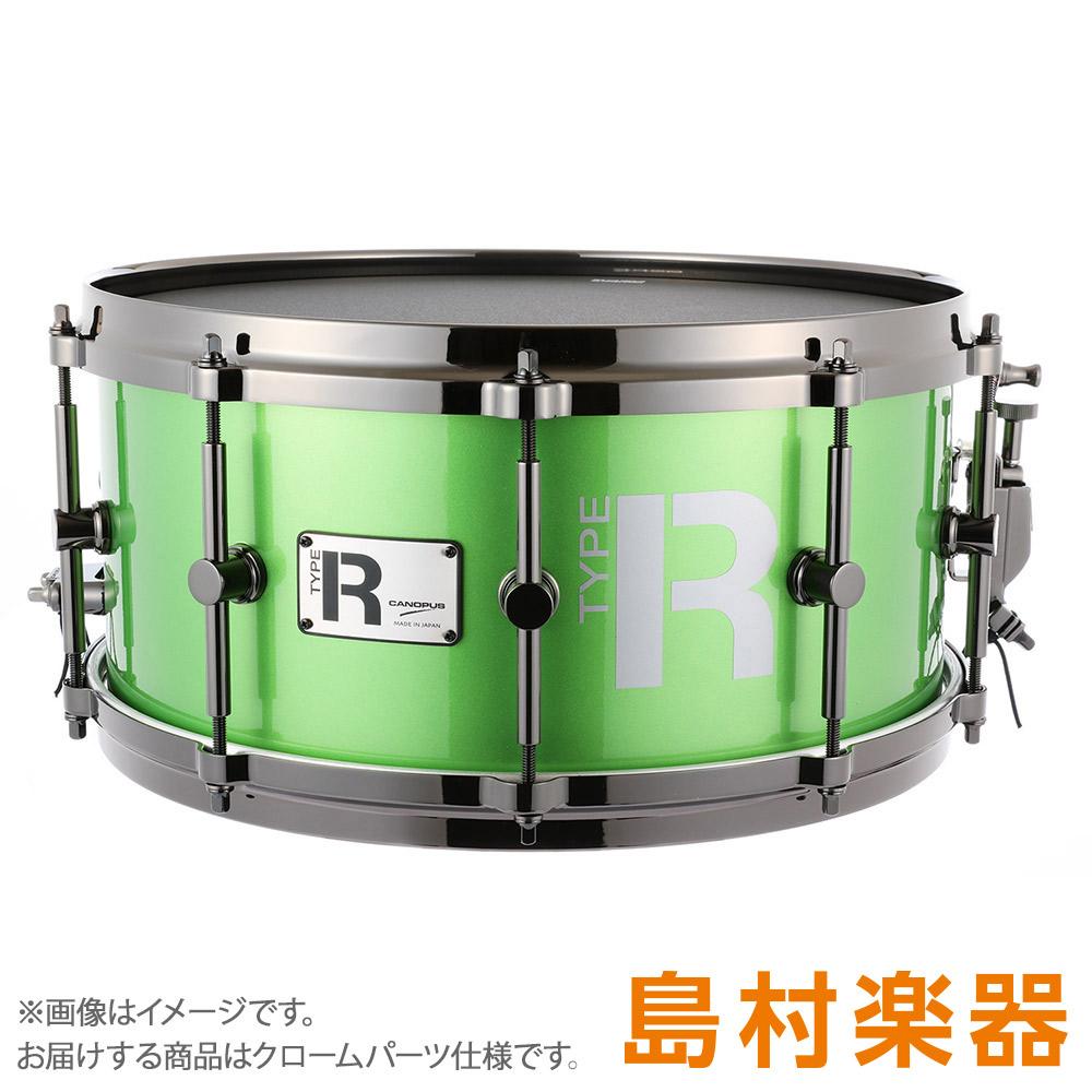 """CANOPUS MTR-1465-DH/CH LushMetallic スネアドラム Type-R """"BULLET"""" -Maple 10ply- 【カノウプス】"""