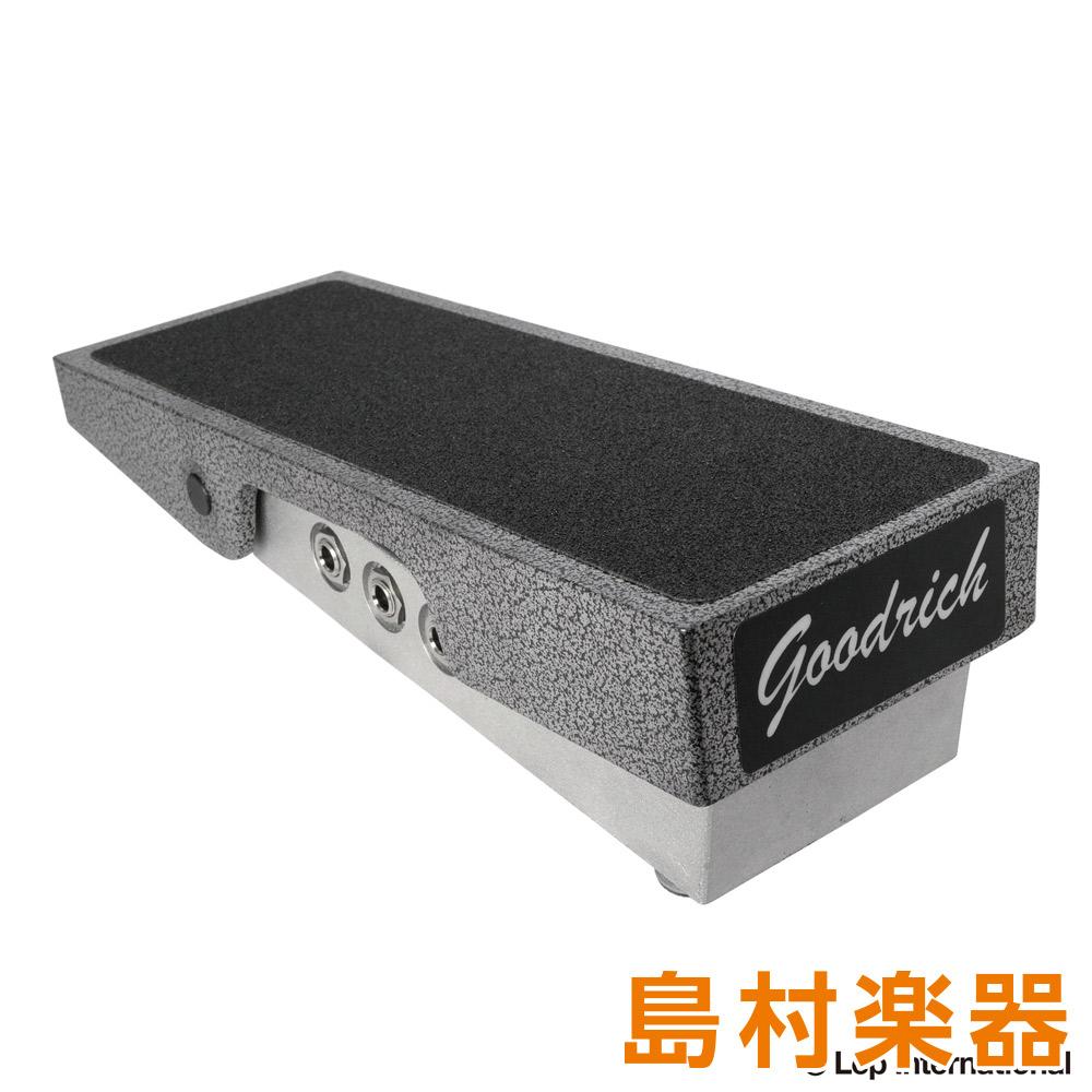 Goodrich Sound L-120 Lowboy (passive) ボリュームペダル 【グッドリッチサウンド】