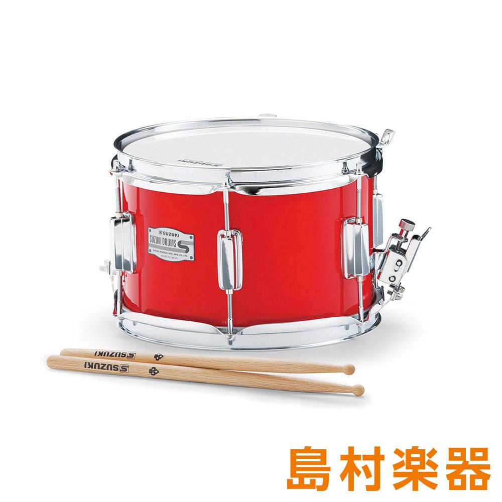 SUZUKI SKS-10C マーチングドラム SKシリーズ アルト スネア 10インチ×7.5インチ 【スズキ】