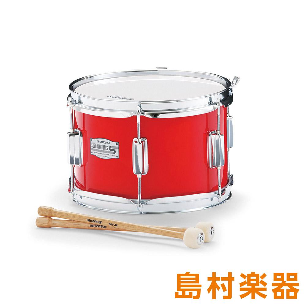 SUZUKI SKT-10C マーチングドラム SKシリーズ テナー 10インチ×7.5インチ 【スズキ】