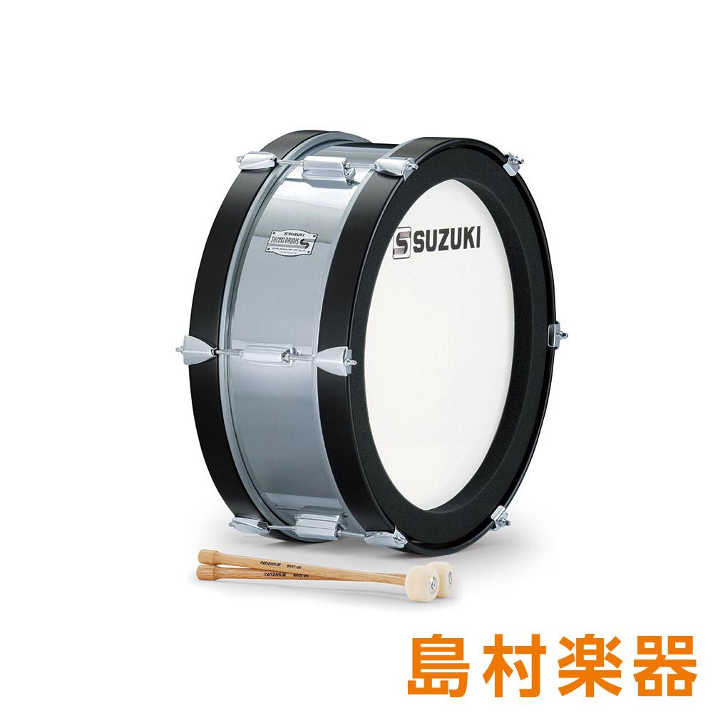 信頼 SUZUKI SMB-18C マーチングドラム メタルモデルシリーズ バス 18インチ×8.5インチ 【スズキ】, GNINE cfc70155