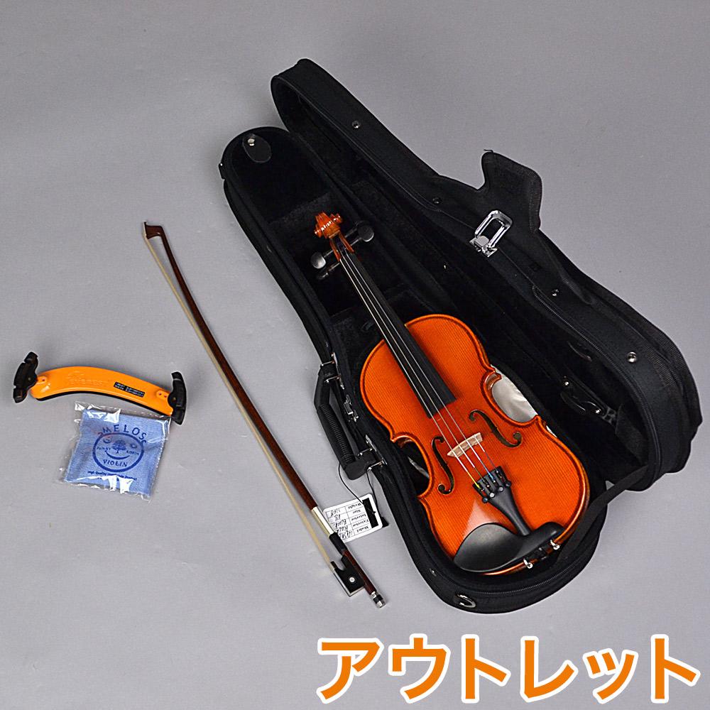 EASTMAN VL80 1/8セット 分数バイオリンセット 【イーストマン】【りんくうプレミアムアウトレット店】【アウトレット】