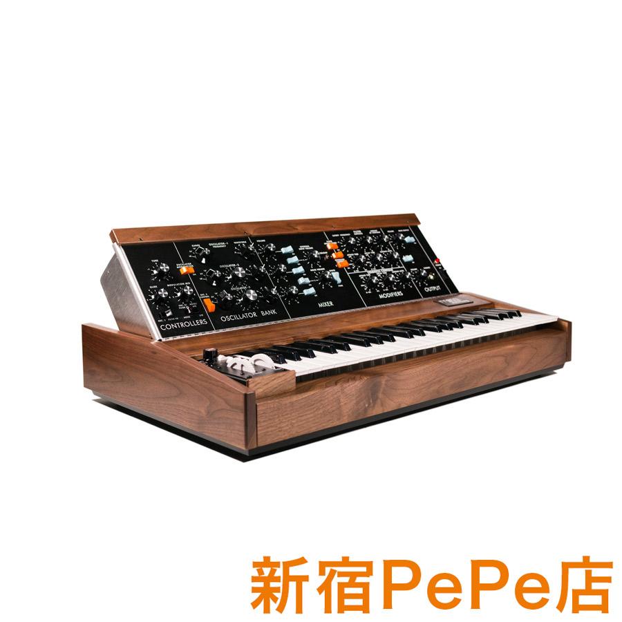 moog Minimoog Model D Walnut(ウォルナット) 【数量限定】 【モーグ】【新宿PePe店】