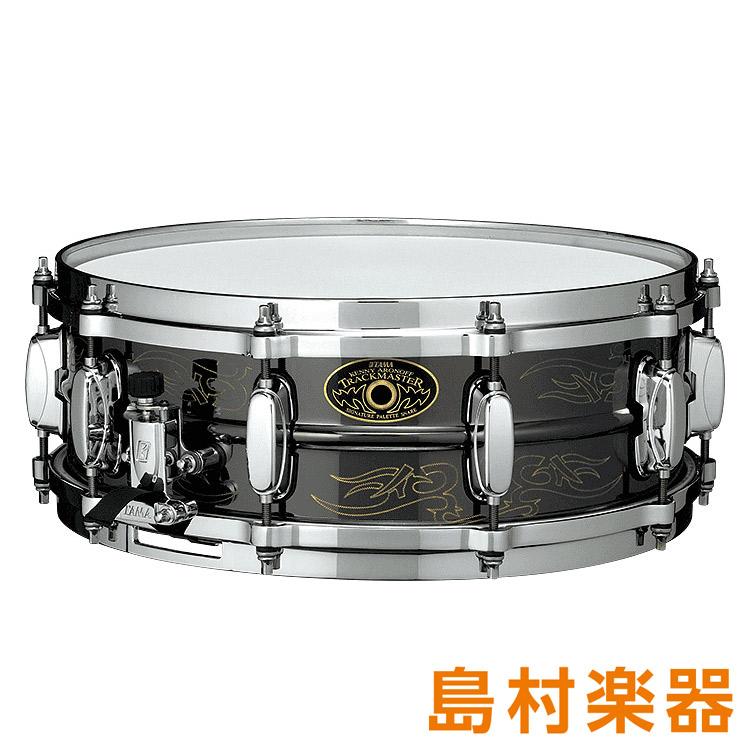"TAMA KA145N ""Trackmaster"" スネアドラム KENNY ARONOFF Signature Snare Drums 14インチ×5インチ 【タマ】"