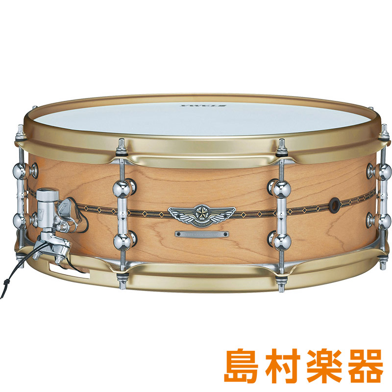 TAMA TLM145S Oiled Oiled Natural Maple スネアドラム STAR STAR Natural Reserveシリーズ Vol.1【タマ】, KAK-kids:c79c4304 --- ww.thecollagist.com