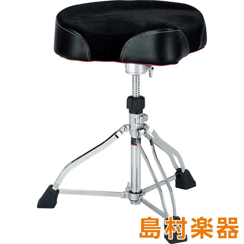 "TAMA HT530BC ドラムスローン 1st Chair WIDE RIDER TRIO ""CLOTH TOP"" 【タマ】"