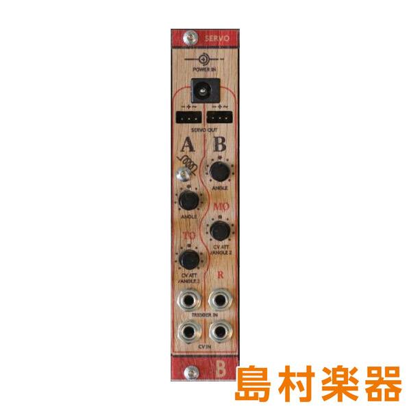 Bastl Instruments SERVO ユーロラック モジュラーシンセ 【バストルインストゥルメンツ】