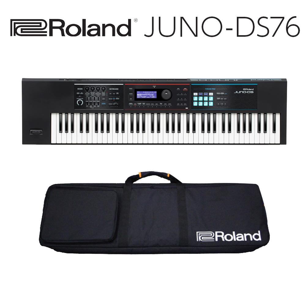Roland JUNO-DS76 シンセサイザー 76鍵盤 【ローランド JUNODS76】