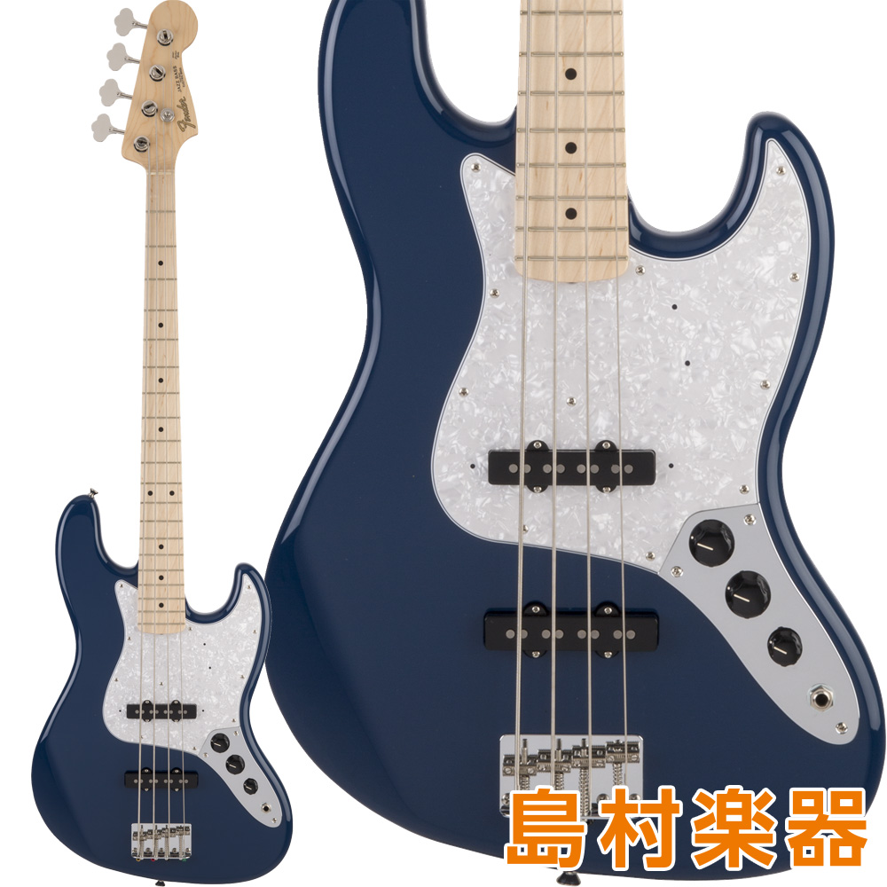 Fender Made in Japan Hybrid Jazz Bass Indigo エレキベース 【フェンダー】