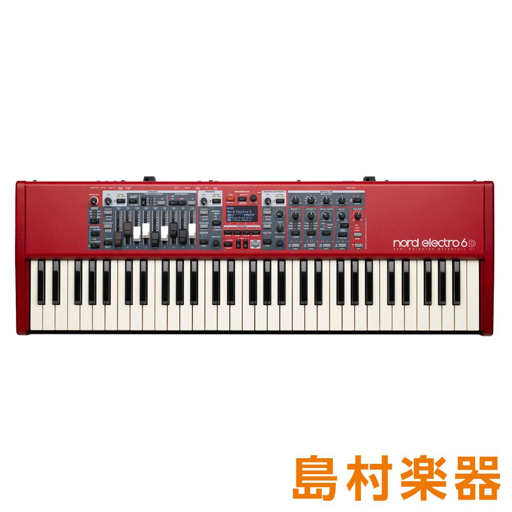 NORD Electro 6D 61鍵盤 ステージキーボード 【ノード】