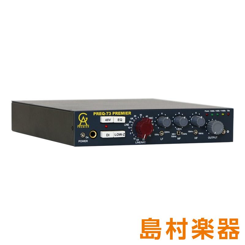 GOLDEN AGE PROJECT PREQ-73 PREMIER マイクプリアンプ プレミアモデル