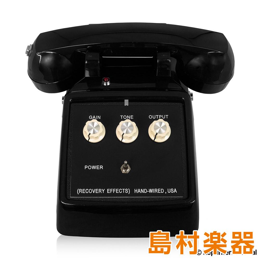 Recovery Effects ExMic Deluxe 電話機本体型 マイクプリアンプ ダイナミックマイク 【リカバリーエフェクツ】