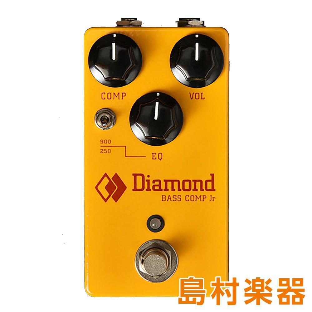 Diamond Guitar Pedals BASS COMP JR BCP-JR ベース専用 コンパクトエフェクター 光学式コンプレッサー 【ダイヤモンドギターペダル】