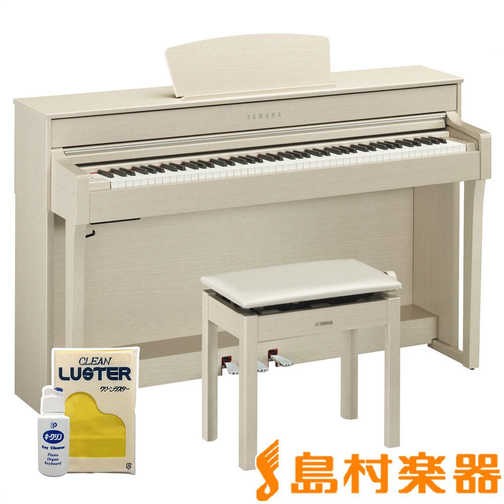 YAMAHA CLP-635WA 電子ピアノ クラビノーバ 88鍵盤 【ヤマハ CLP635 Clavinova】【配送設置無料・代引き払い不可】【別売り延長保証対応プラン:D】