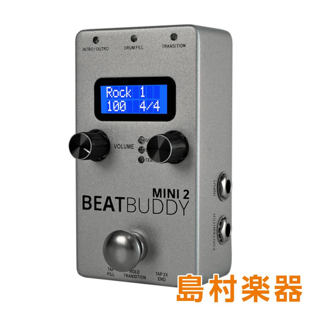 SINGULAR SOUND BeatBuddy Mini 2 ギターペダル型ドラムマシン 【シングラーサウンド】