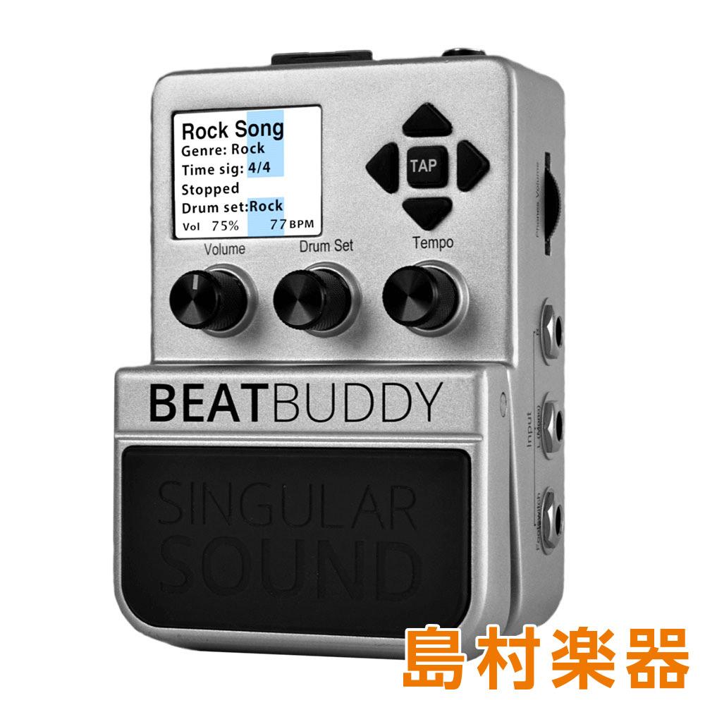 SINGULAR SOUND BeatBuddy ギターペダル型ドラムマシン 【シングラーサウンド】