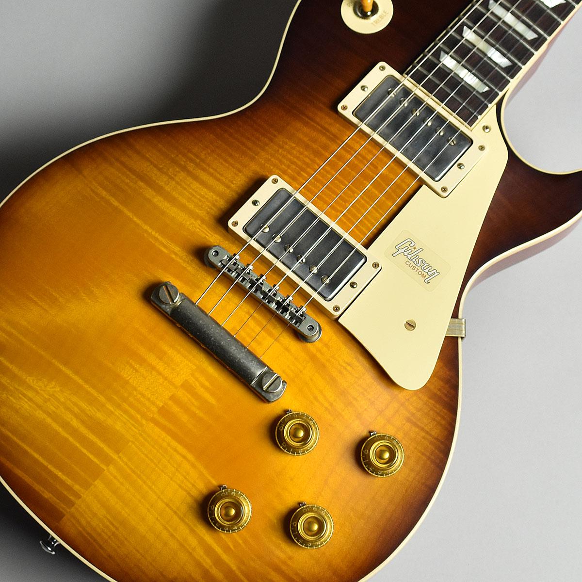 Gibson Custom Shop 1959 Les Paul Standard VOS Kindred Burst Fade S/N:982220 【ギブソン カスタムショップ】【未展示品】