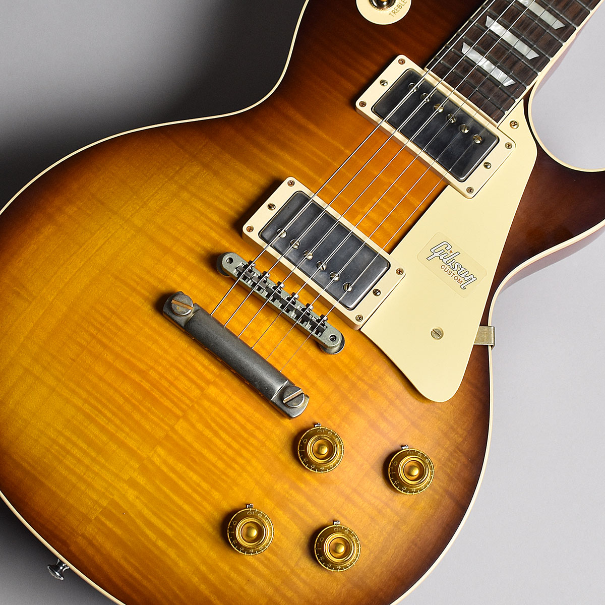 Gibson Custom Shop 1959 Les Paul Standard VOS Kindred Burst Fade S/N:982244 【ギブソン カスタムショップ】【未展示品】