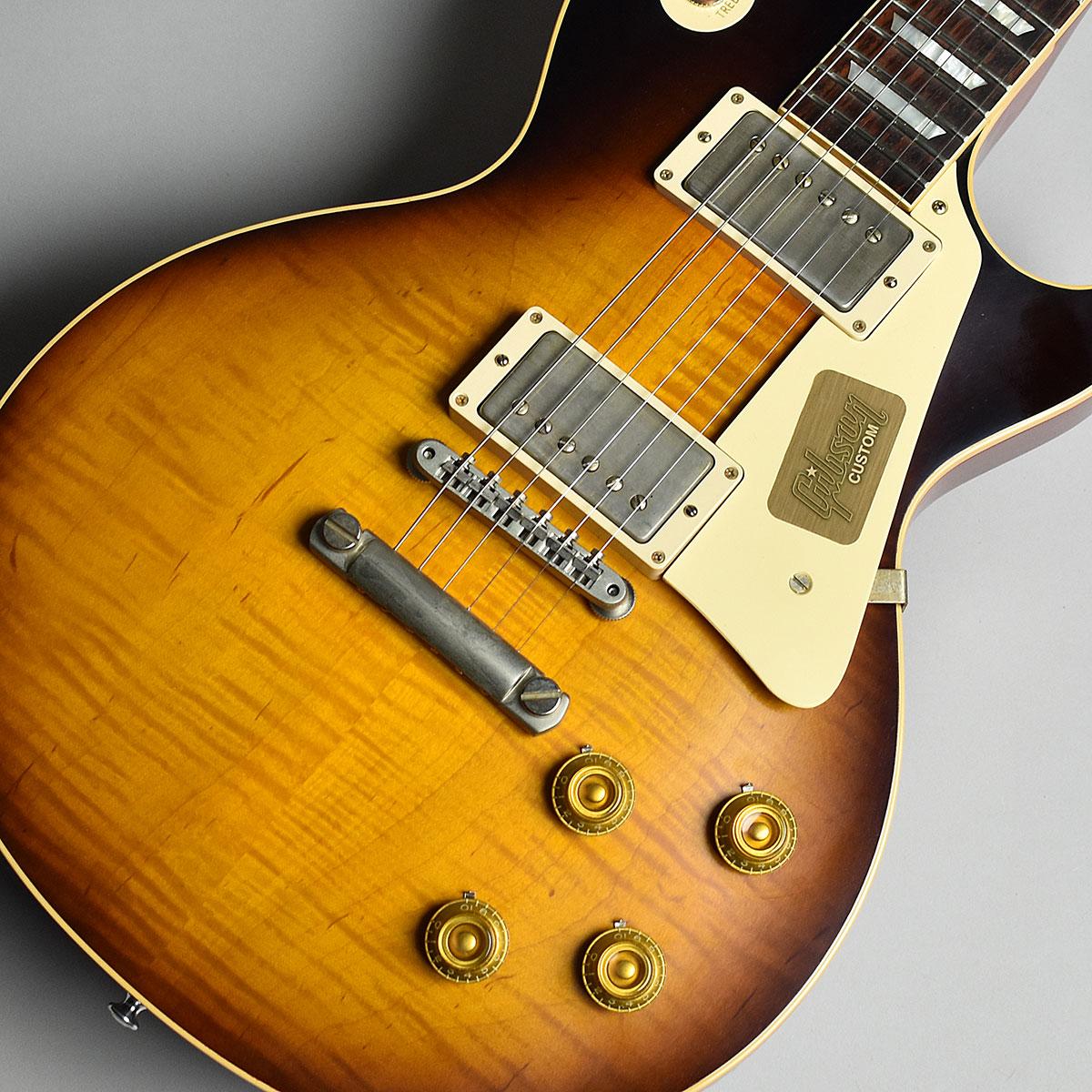Gibson Custom Shop 1959 Les Paul Standard VOS Kindred Burst Fade S/N:971297 【ギブソン カスタムショップ】【未展示品】