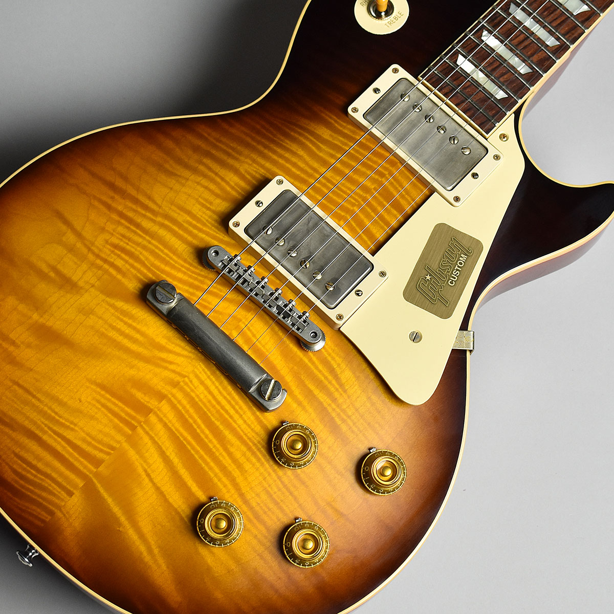 Gibson Custom Shop 1959 Les Paul Standard VOS Kindred Burst Fade S/N:971326 【ギブソン カスタムショップ】【未展示品】