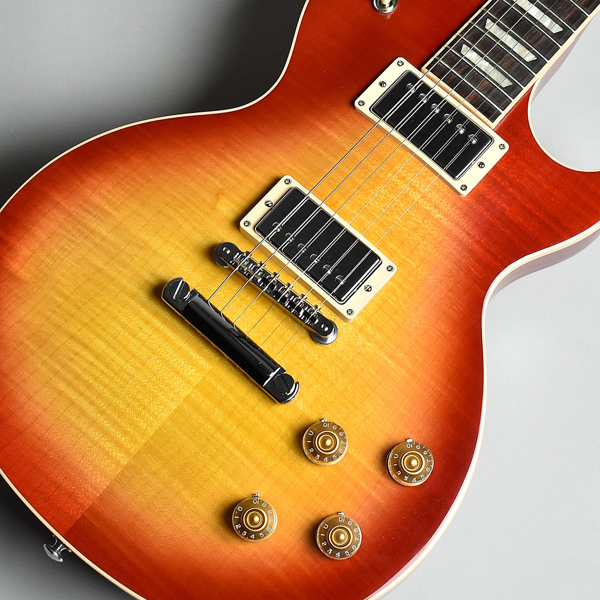 Gibson Les Paul Traditional Pro Plus 2017 Limited Heritage Cherry Sunburst S/N:170067221 レスポールトラディショナル 【ギブソン】【未展示品】
