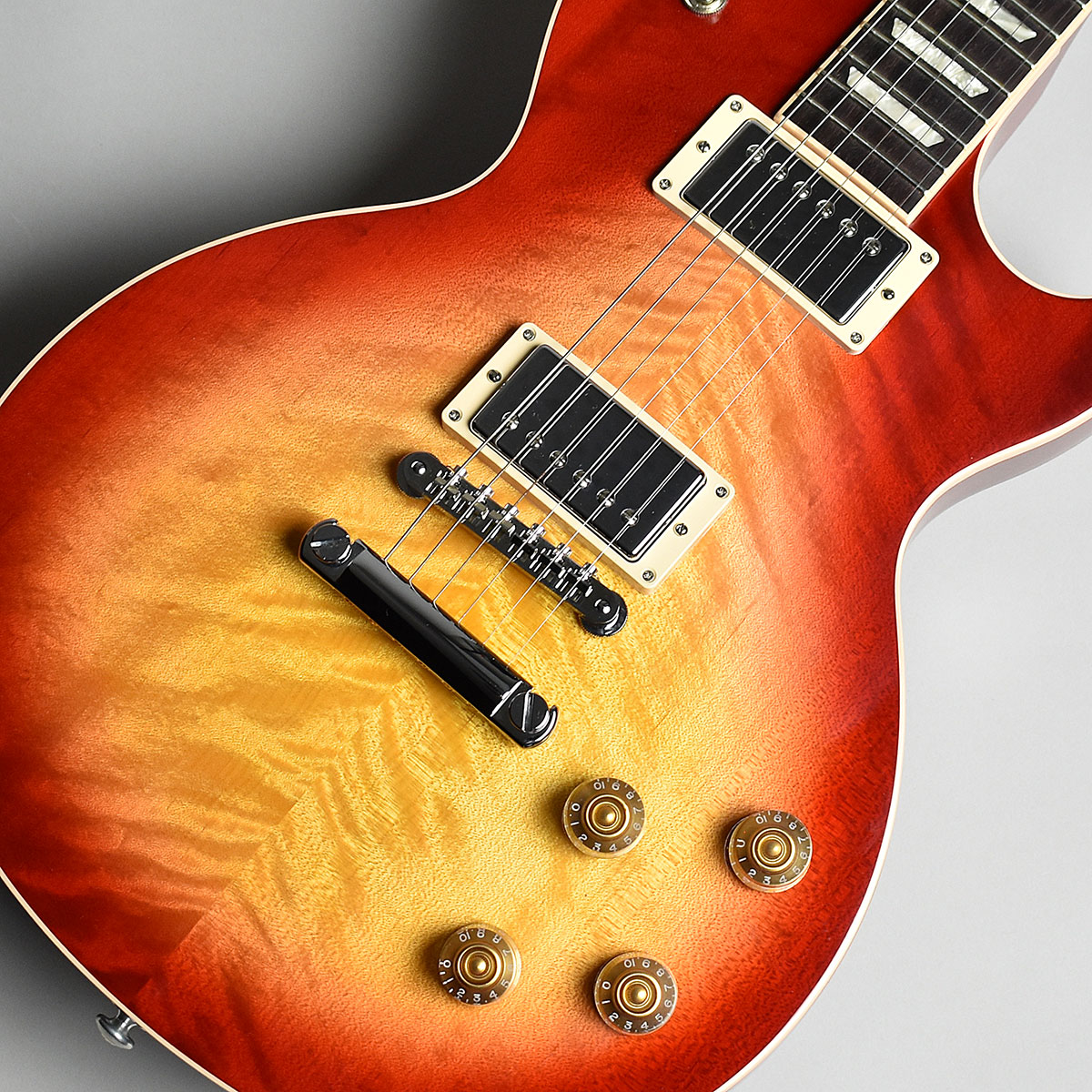 Gibson Les Paul Traditional Pro Plus 2017 Limited Heritage Cherry Sunburst S/N:170068930 レスポールトラディショナル 【ギブソン】【未展示品】