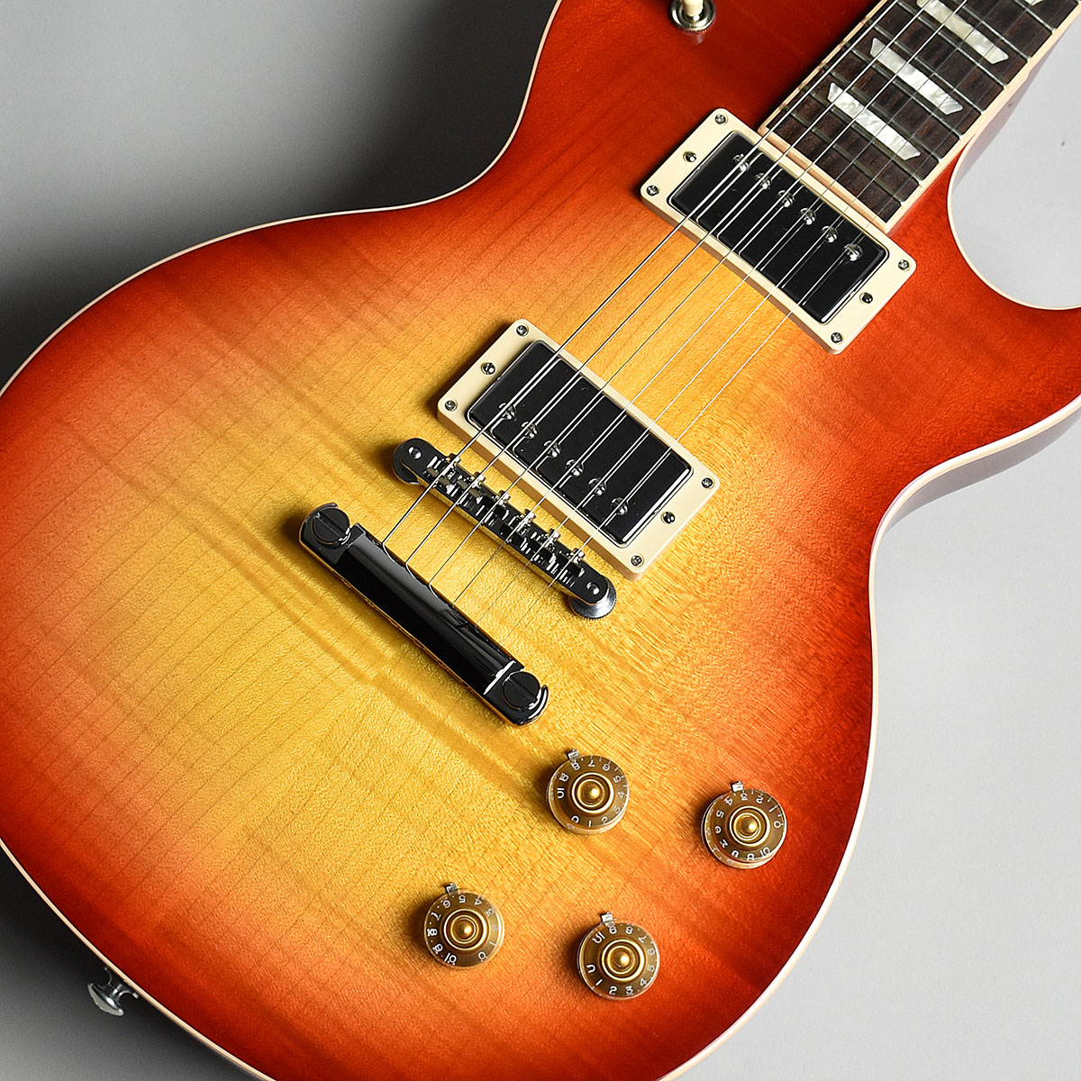 Gibson Les Paul Traditional Pro Plus 2017 Limited Heritage Cherry Sunburst S/N:170074946 レスポールトラディショナル 【ギブソン】【未展示品】