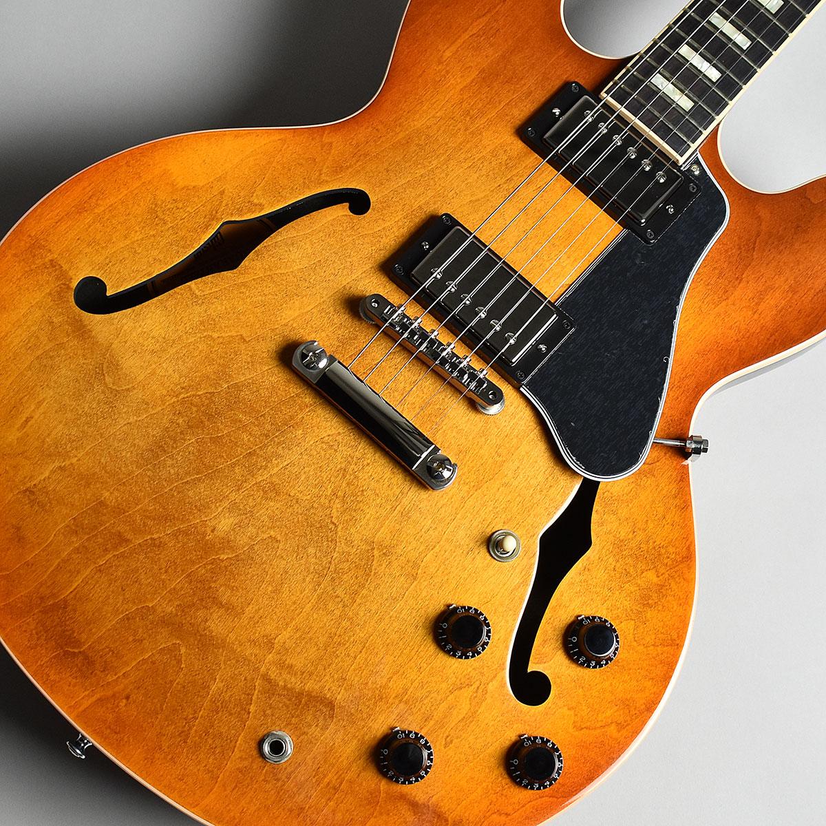 Gibson Memphis ES-335 Faded Light Burst S/N:12526723 セミアコ 【ギブソン メンフィス ES335】【未展示品】