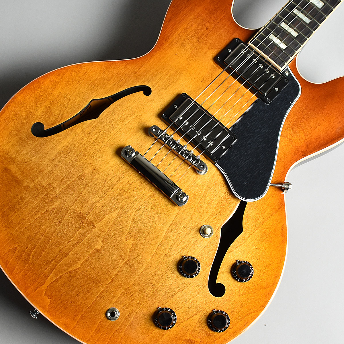 Gibson Memphis ES-335 Faded Light Burst S/N:12526740 セミアコ 【ギブソン メンフィス ES335】【未展示品】