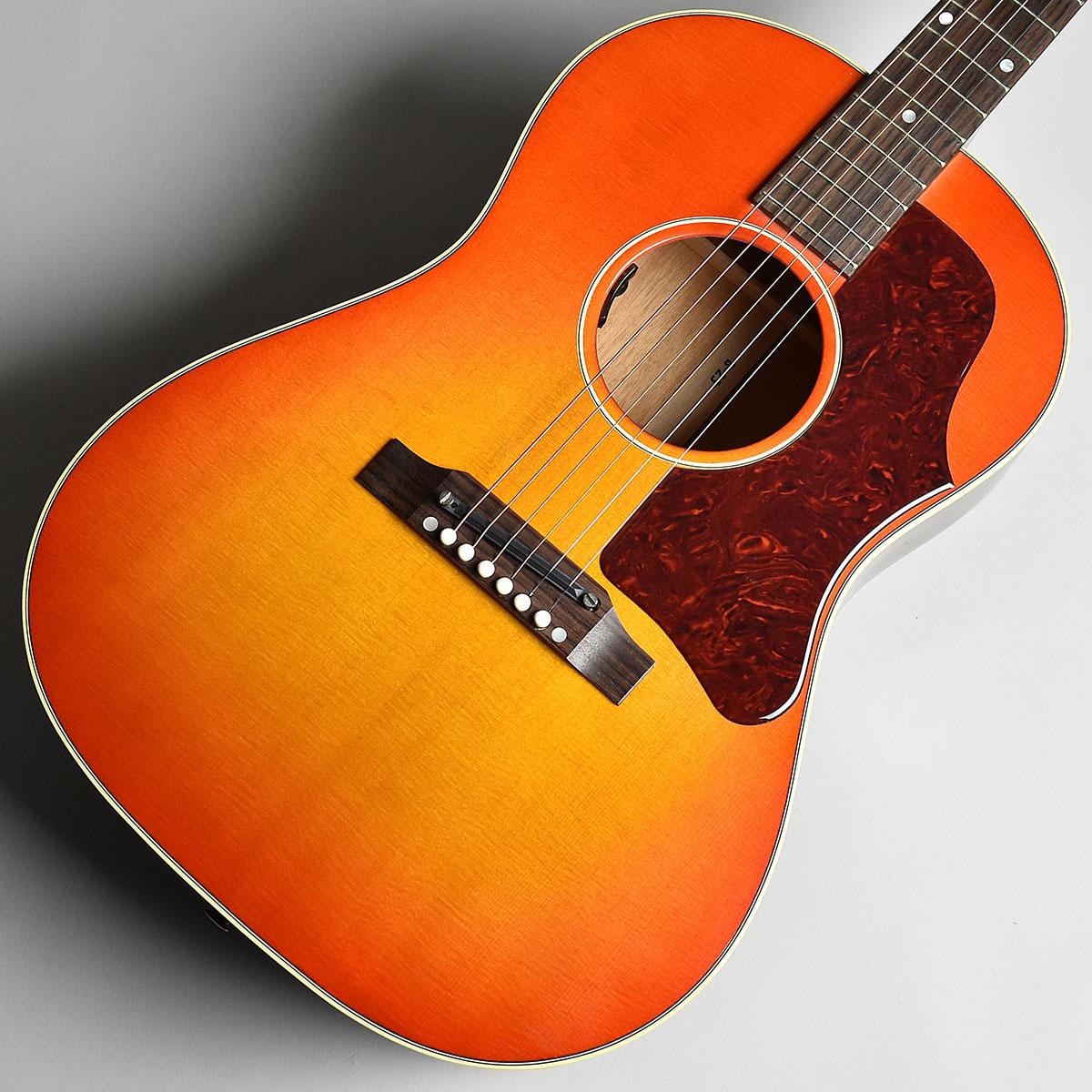 Gibson 1960's B-25 w/Lyric 2018 Limited Cherry Sunburst S/N:10580007 エレアコ 【ギブソン B25】【未展示品】