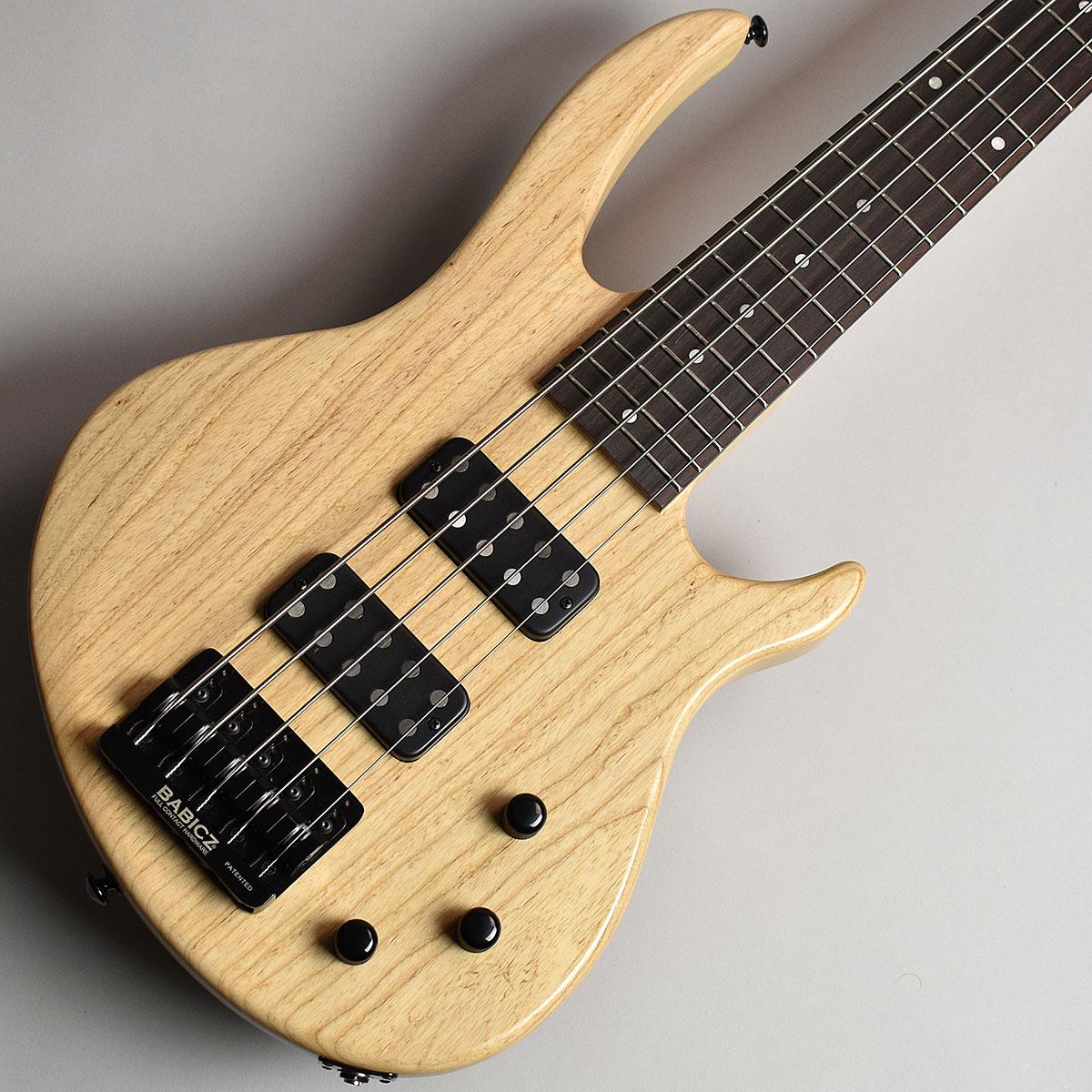 Gibson EB Bass 5-String 2018 Natural Satin S/N:180045178 エレキベース 【ギブソン】【未展示品】
