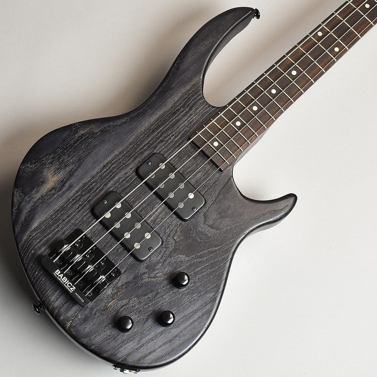 Gibson EB Bass 4-String 2018 Satin Trans Black S/N:180041886 エレキベース 【ギブソン】【未展示品】