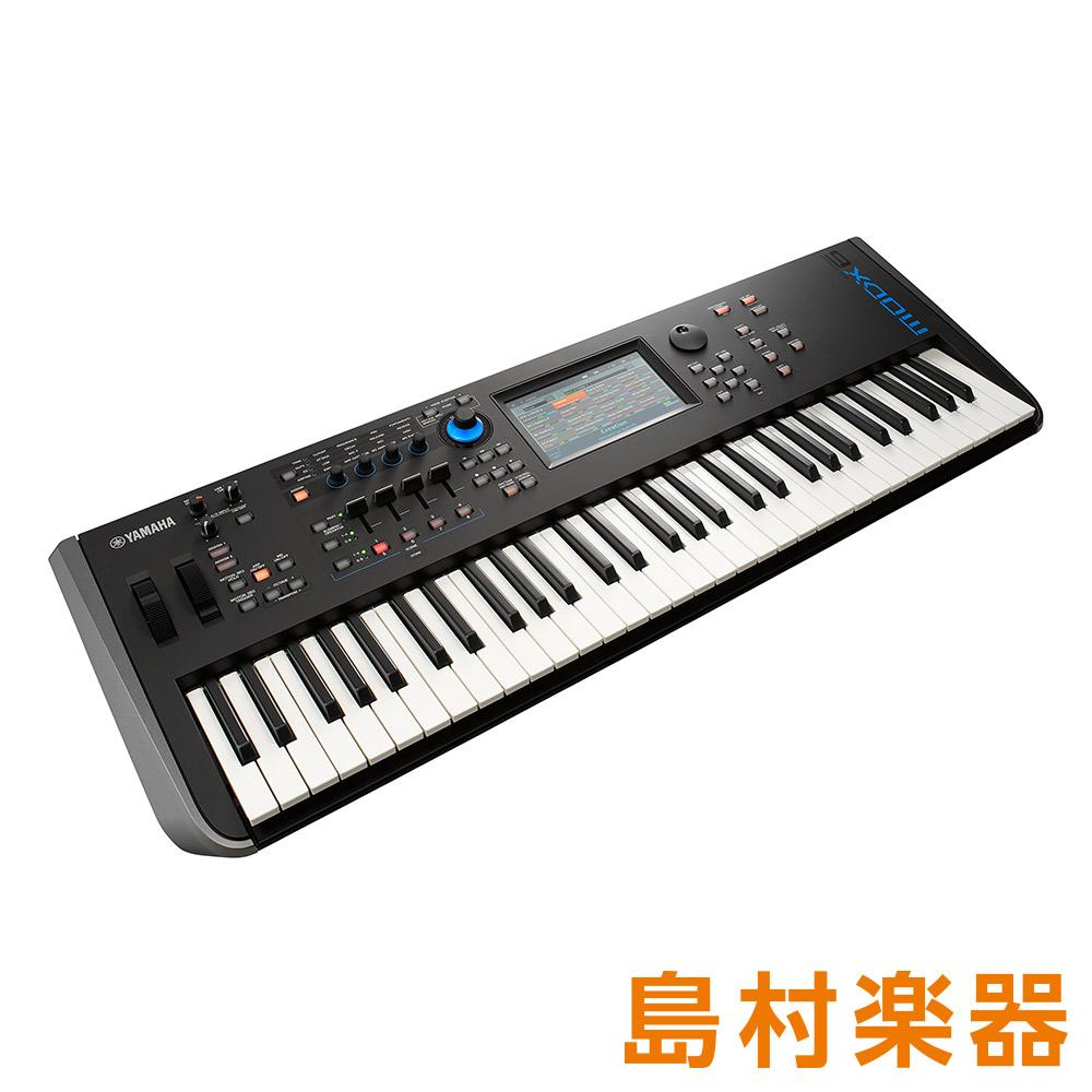 YAMAHA MODX6 61鍵盤 シンセサイザー 【ヤマハ】