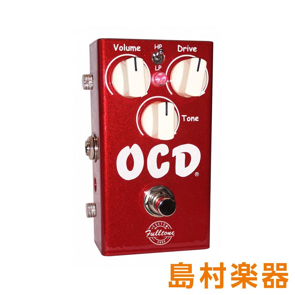 Fulltone Custom Shop Candy Apple Red OCD カスタムショップ限定モデル 【フルトーン】【数量限定品】