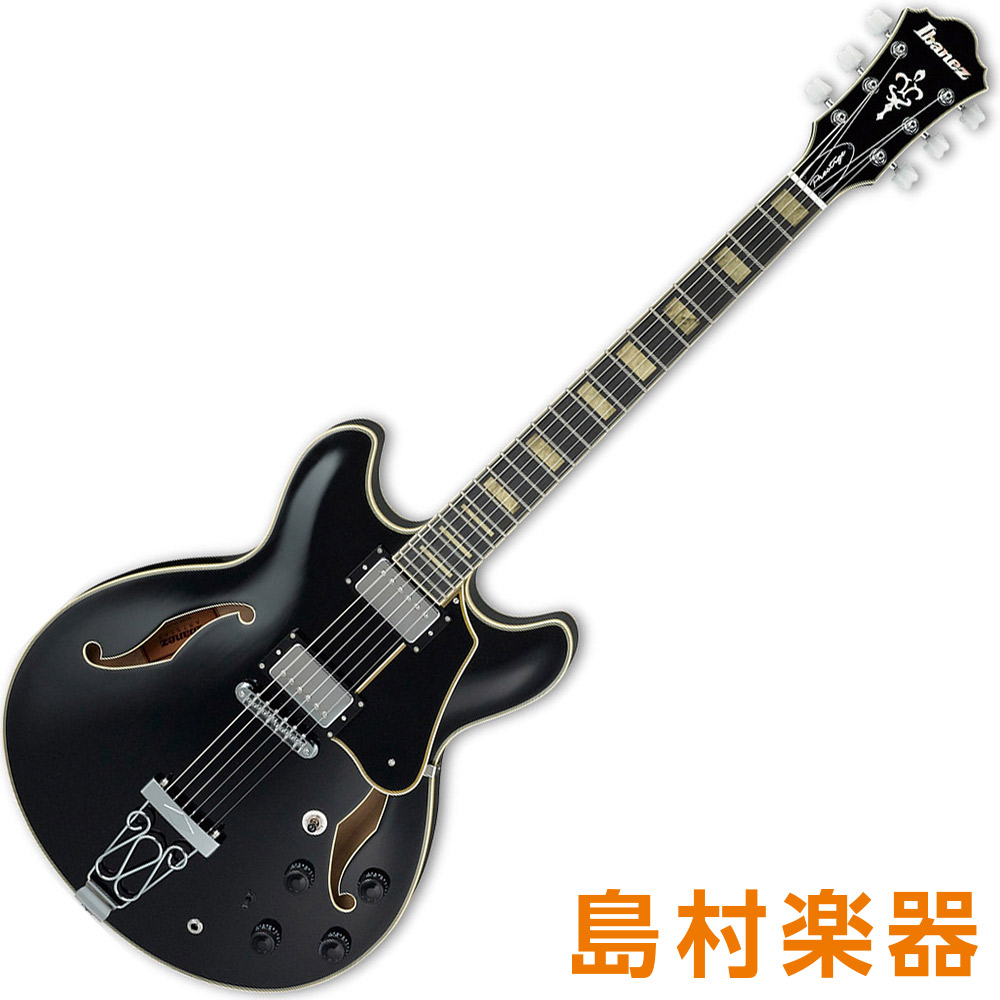 Ibanez ASF180 Black フルアコギター ARTSTAR 【アイバニーズ】