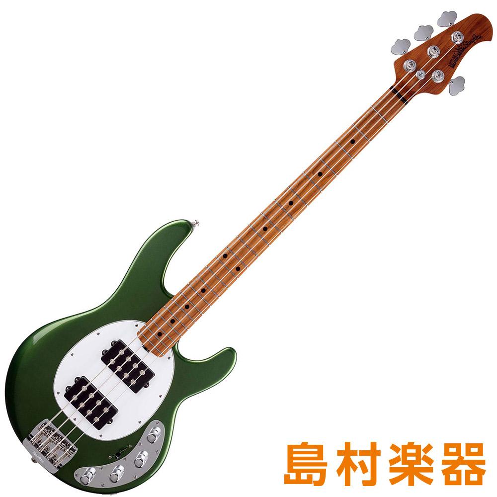 MUSICMAN StingRay Special HH Charging Green エレキベース 【ミュージックマン】