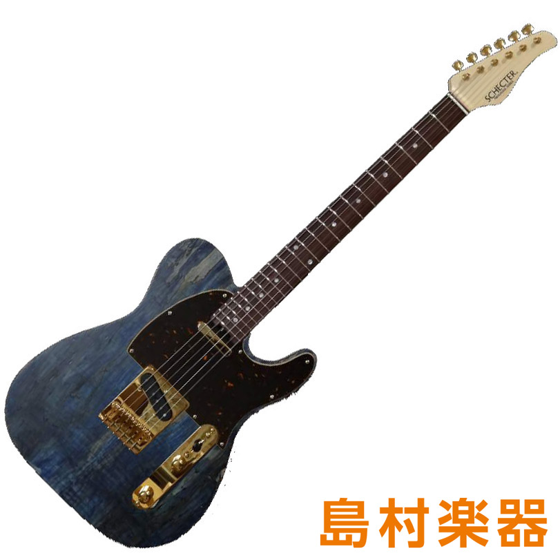 SCHECTER PS-PT-SP/R Pacific Blue Tint エレキギター 限定モデル 【シェクター】