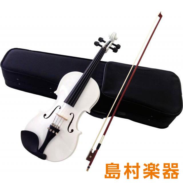 Hallstatt V-12/WH バイオリン 4/4サイズ 【ハルシュタット】