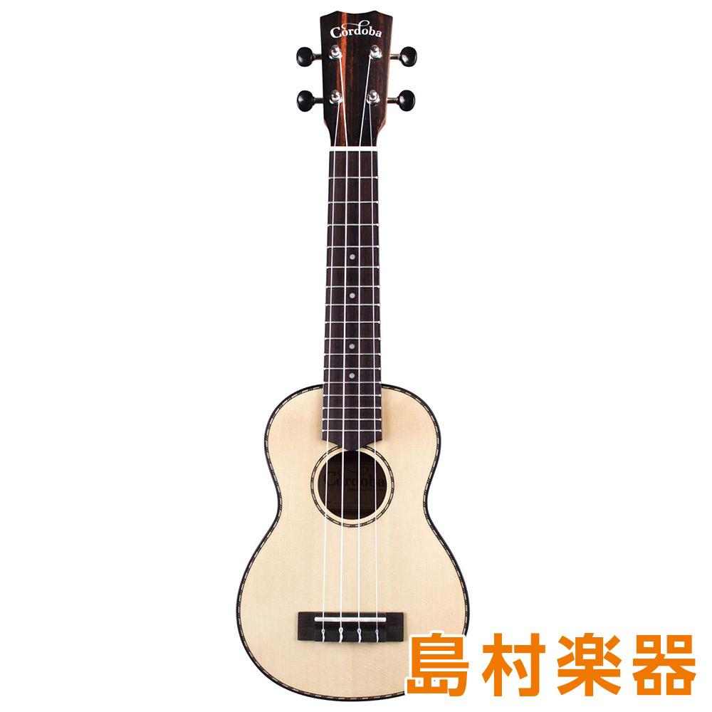Cordoba 21S ソプラノウクレレ 21シリーズ 【コルドバ】