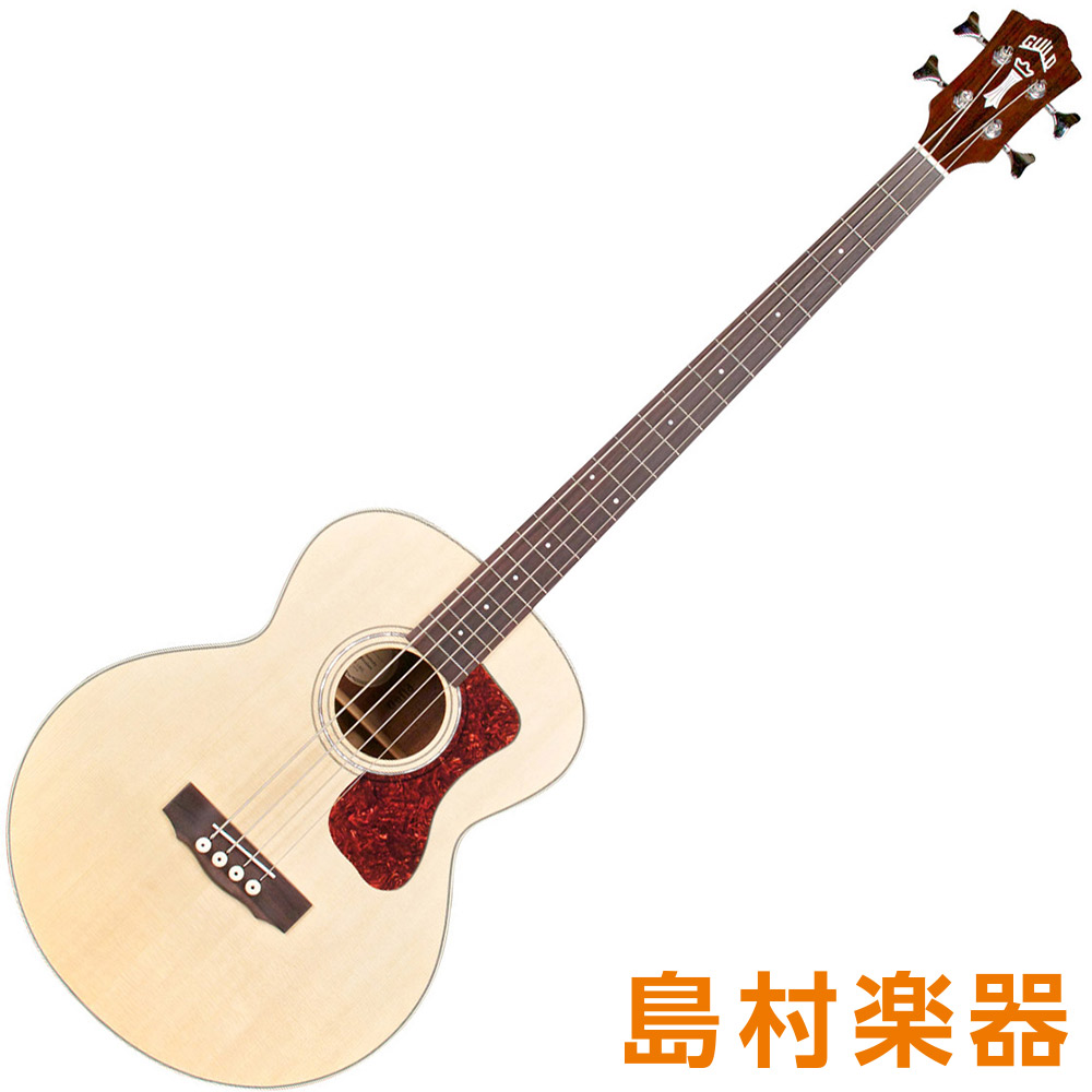 Guild B-140E Natural アコースティックベース The Westerly Collection 【ギルド】